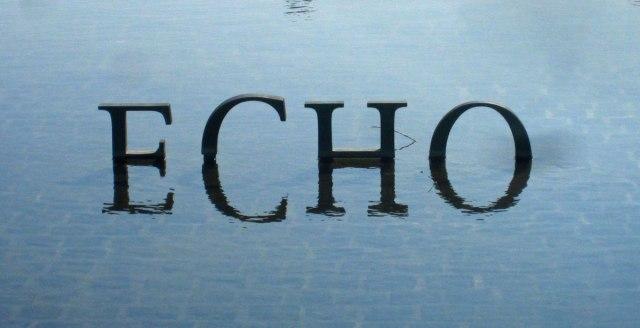 För närmare detaljer, var god konsultera den grekiska berättelsen om Narkissos och Echo!