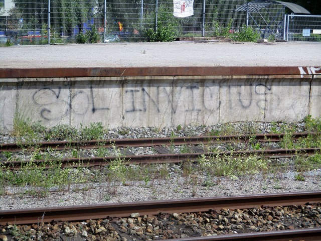 klotter sol invictus tumba station