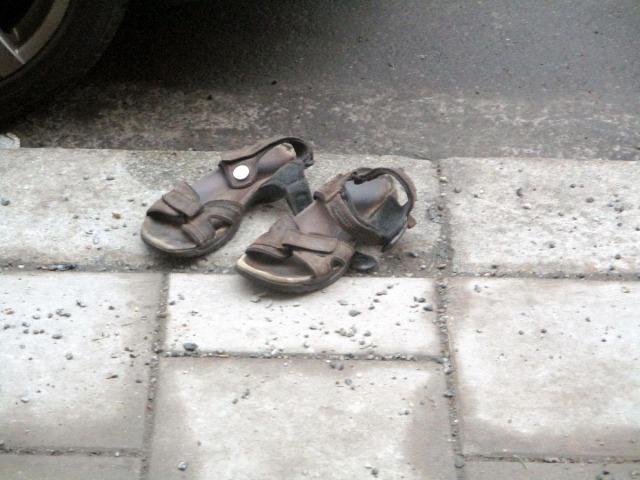 sandaler bergsgatan
